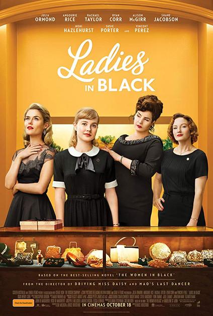 Ladies in Black - 2.5/5