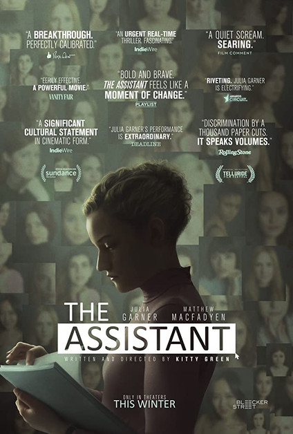The Assistant - 3/5