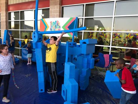 Big Blue Blocks