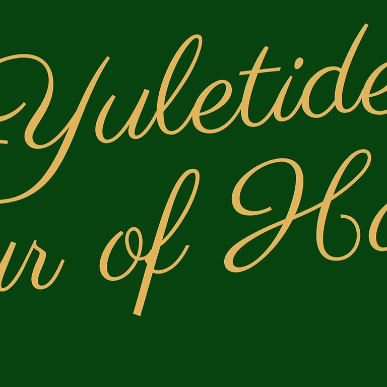 Yuletide Tour of Homes