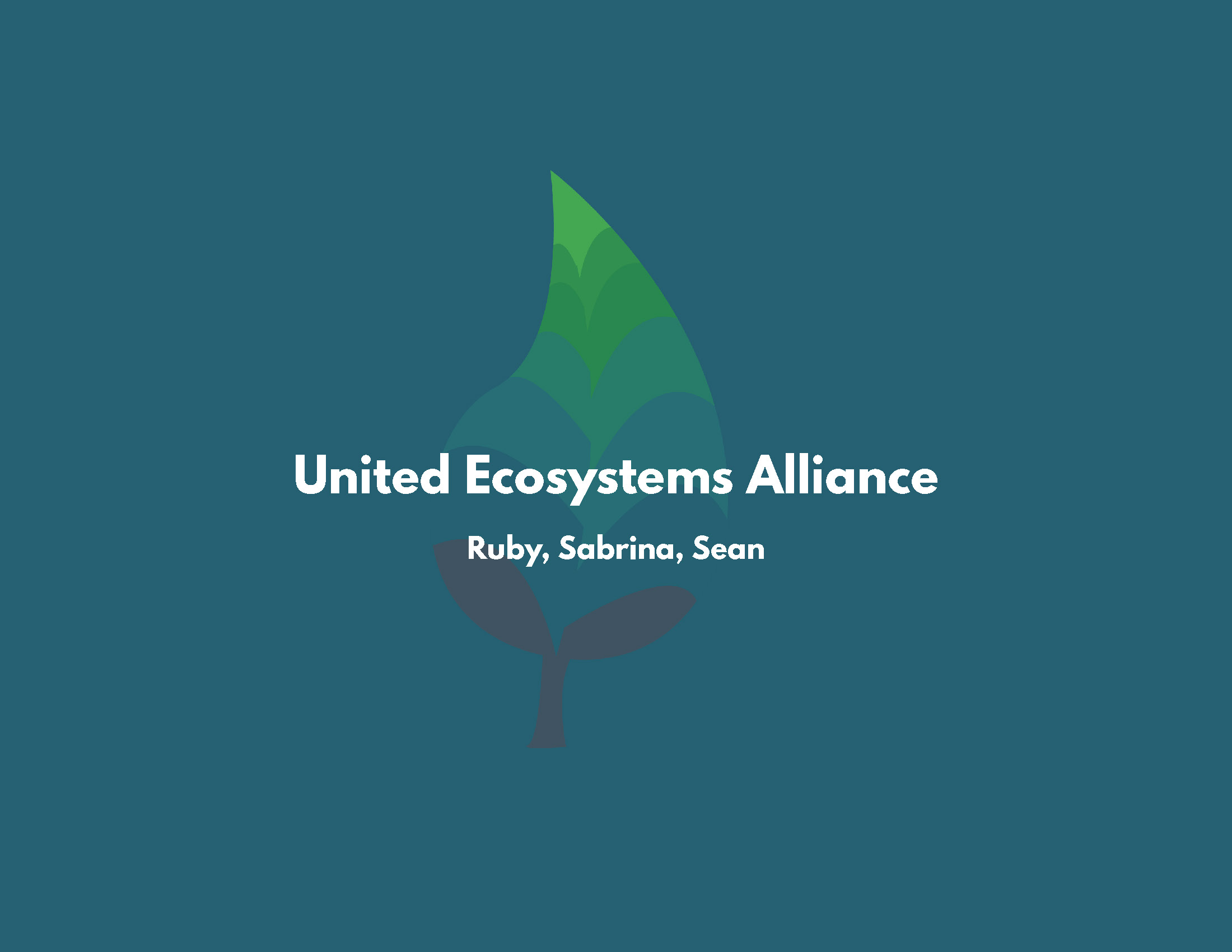 United Ecosystems Alliance