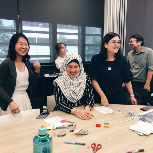 MOE PW Seminar: Design Thinking Workshop Entrepreneurship Education