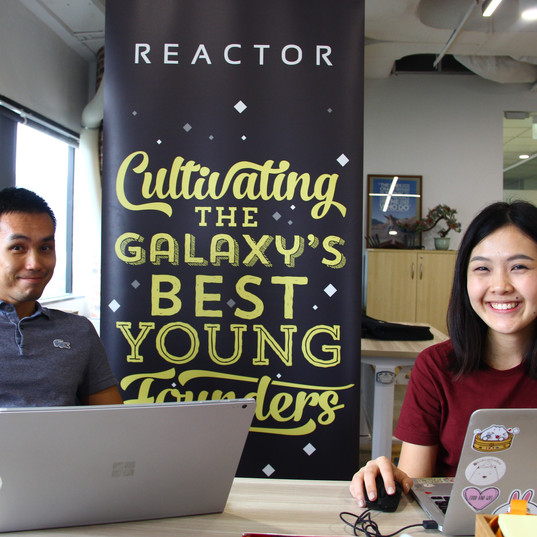 Reactor RSIE 2018 Entrepreneurship Education
