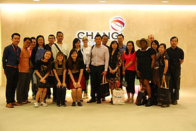 Reactor Educator Network Learning Journey to Singapore Changi Airport Terminal 4