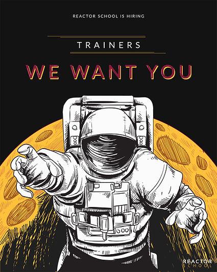 Reactor Entrepreneurship Training (Our Careers)