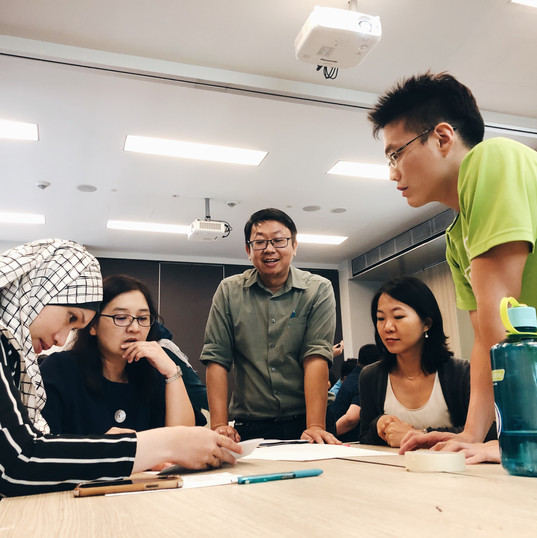 MOE PW Seminar: Design Thinking Workshop Entrepreneurship Education