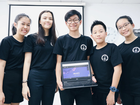 Bangkok Entrepreneurial Student Tryouts (BEST) EEP 2019