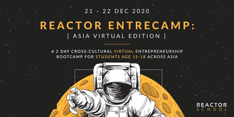 Reactor EntreCamp Asia_Thailand Banner-1