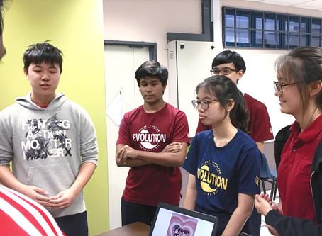 Yishun Junior College | Entrepreneurship Bootcamp 2018