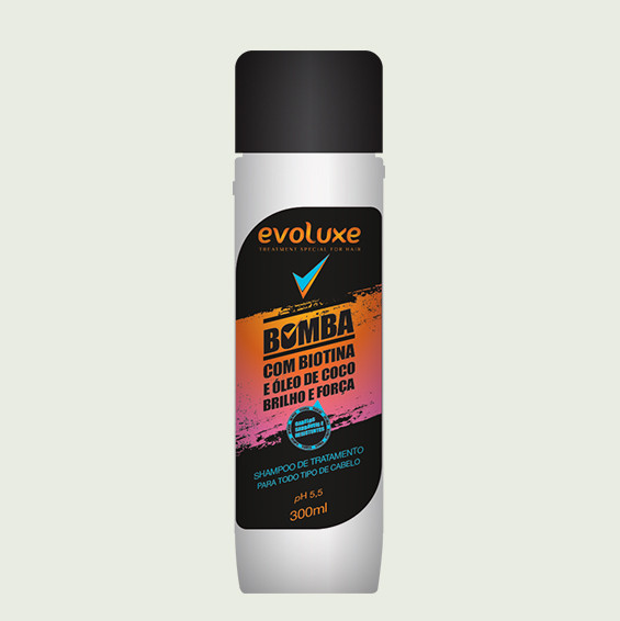 Shampoo de Tratamento Bomba! 300ml
