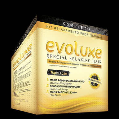 Kit Relaxamento Professional Completo Evoluxe
