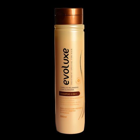 Shampoo 3 em 1 300ml