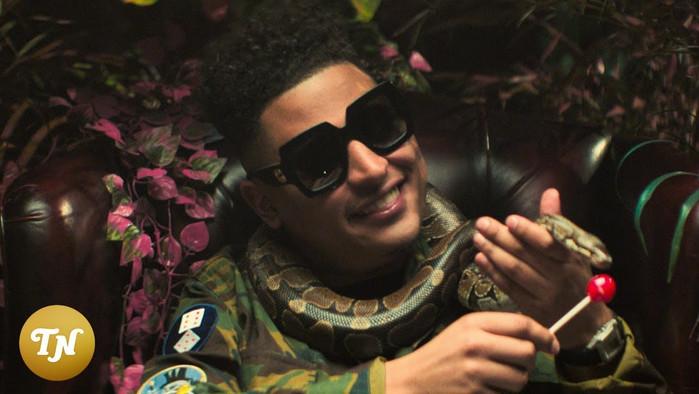 SFB x Ronnie Flex, music video