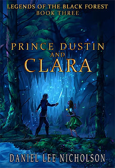 Fossil Mountain Publishing | Prince Dustin and Clara: Legends of the Black Forest