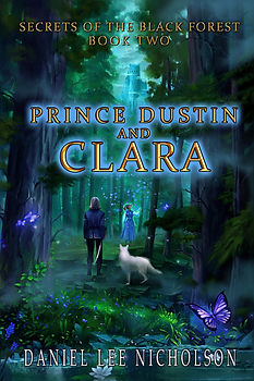 Fossil Mountain Publishing | Prince Dustin and Clara: Secrets of the Black Forest