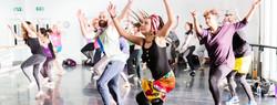 Clases de danza africana
