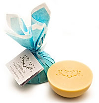 Love2Smile Cosmetics Lemongrass Eucalyptus Soap