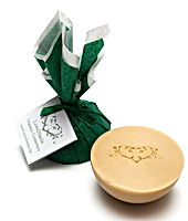 Love2Smile Cosmetics Walnut Leaf Nettle Soap