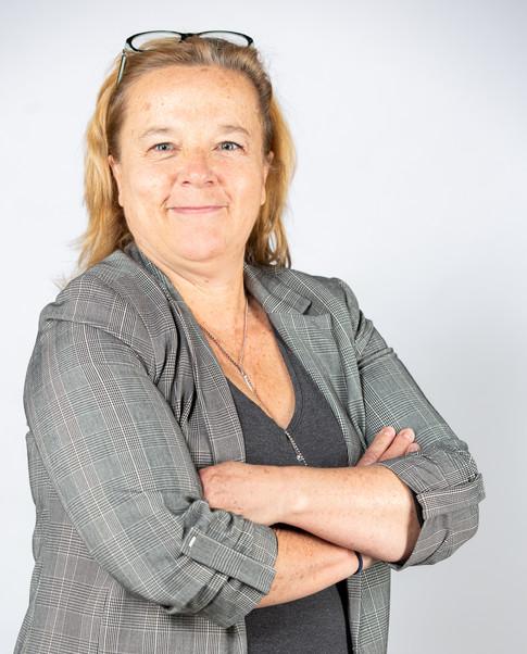 Isabelle  Fouillen  - Directrice adjointe - École Marie-Rivier   - CSDM