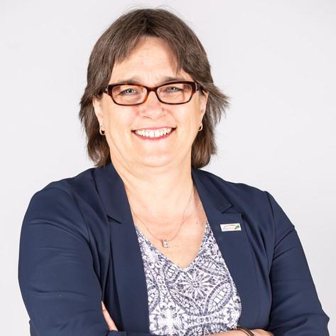 Hélène Bourdages - Présidente - AMDES