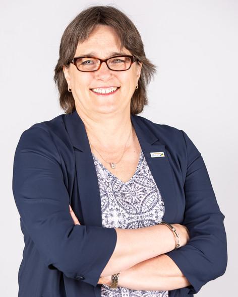 Hélène Bourdages - Présidente d'AMDES