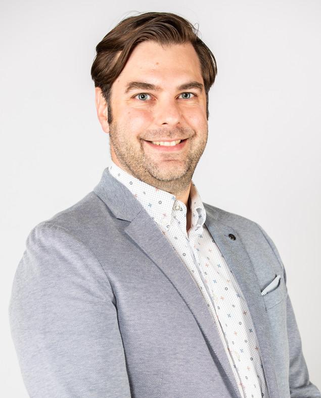 David Chagnon - Directeur adjoint - École Félix-Leclerc  - CSPI