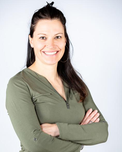 Geneviève Hamel - Directrice adjointe - École Jacques-Rousseau  - CSPI
