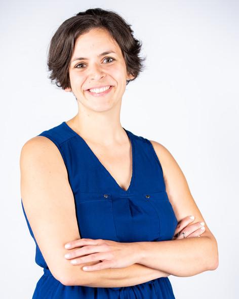 Geneviève Poitras - Directrice adjointe - École Sainte-Gertrude  - CSPI