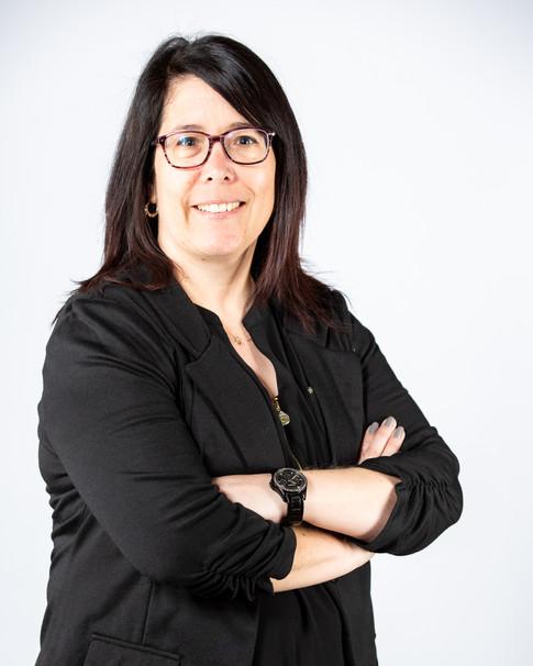 Julie Morin - Directrice - École Sainte-Gertrude  - CSPI