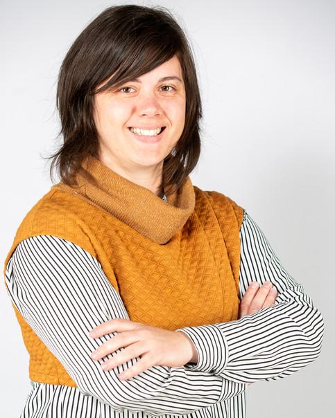 Aude Pelote - Directrice adjointe - École Marc-Aurèle Fortin   - CSPI