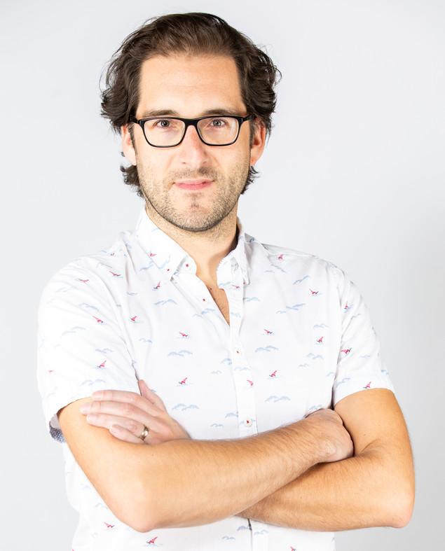 Jonathan Poirier - Directeur adjoint - École secondaire Pointe-aux-Trembles  - CSPI