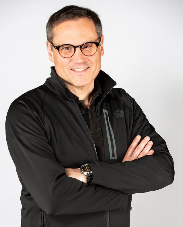 Réjean Robitaille - Directeur - École Saint-Georges  - CSMB