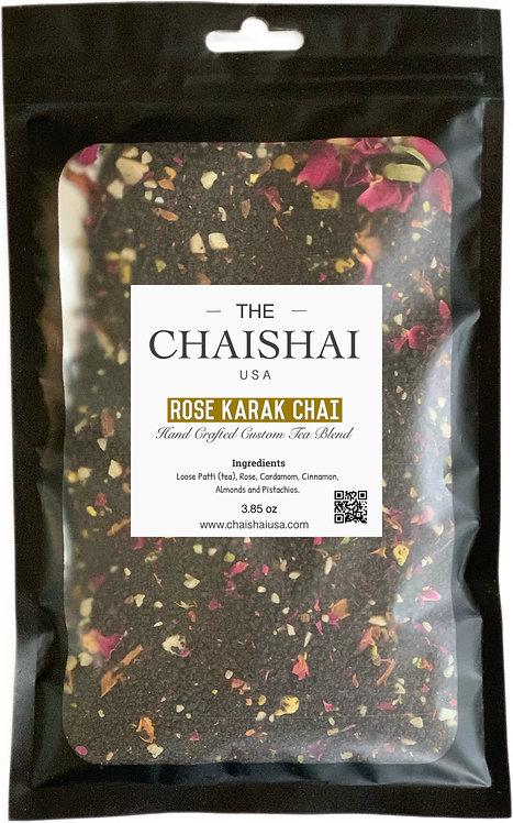Rose Karak Chai