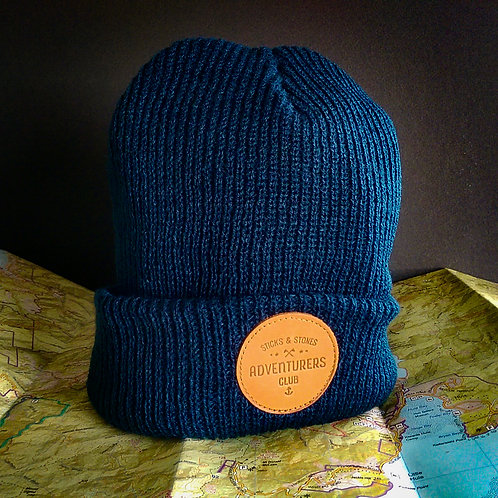 ADVENTURE BIG SOFTIE BEANIE