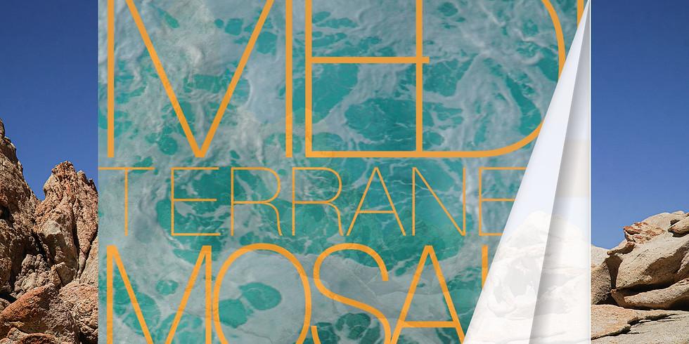 Mediterranes Mosaik -Buchvorstellung im online-Meeting-