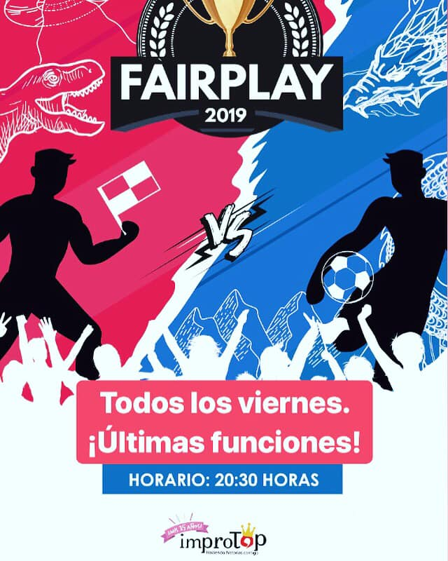 fairplay ultimas funciones
