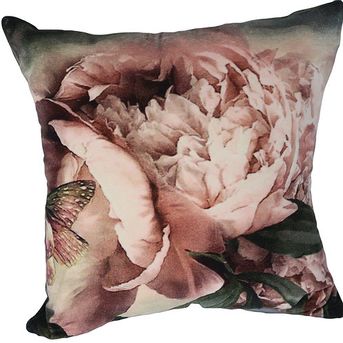 Velvet Digital Printed Cushion Cover