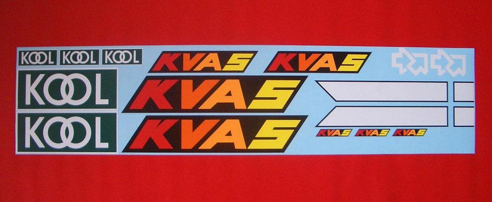 KR1000 Performance Kawasaki repl. Aufklebersett / Decals