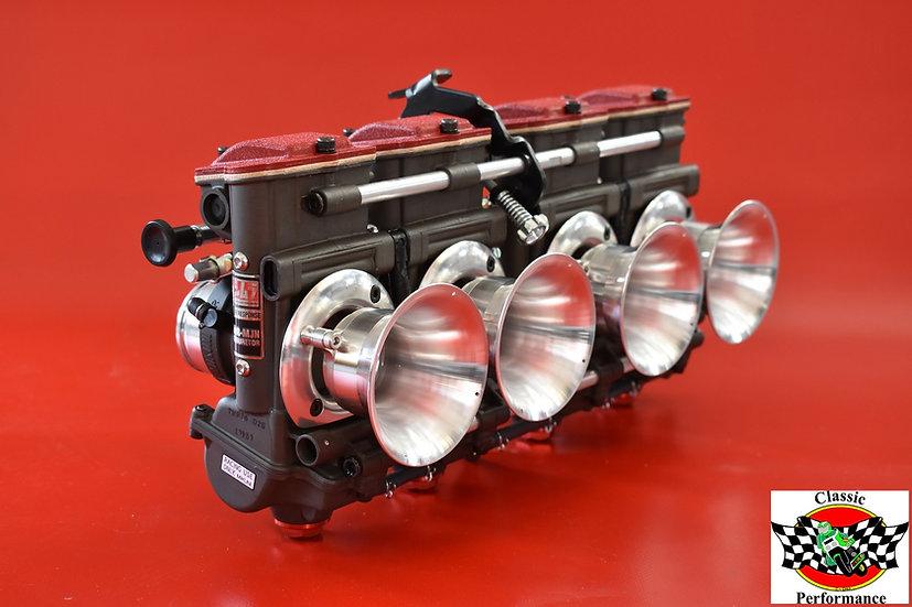 Kawasaki Z1 Yoshimura MJN 36 Dual Stack Vergaser / Carburetor