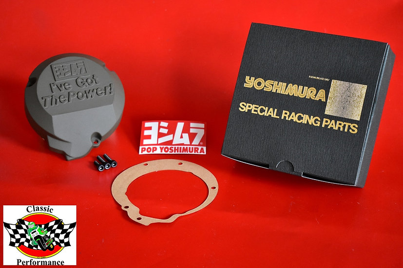 Suzuki GSX 1100, Katana Yoshimura Zündungsdeckel / Pulsar Cover