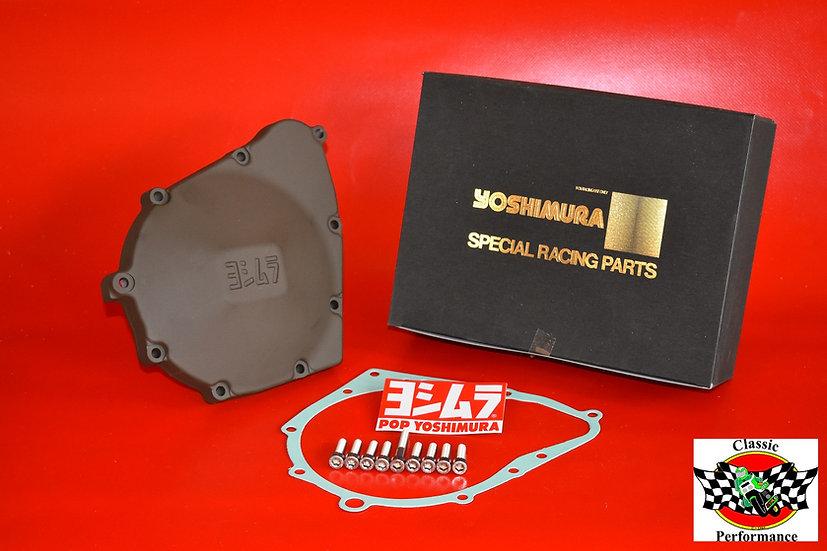GSXR 750 Bj. 90-91 / 1100 Bj. 89-92 Yoshimura Anlasserdeckel Starter Cover