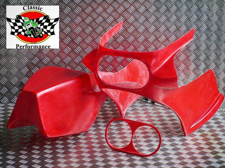Suzuki XR 41 Set / Fiberglas Set