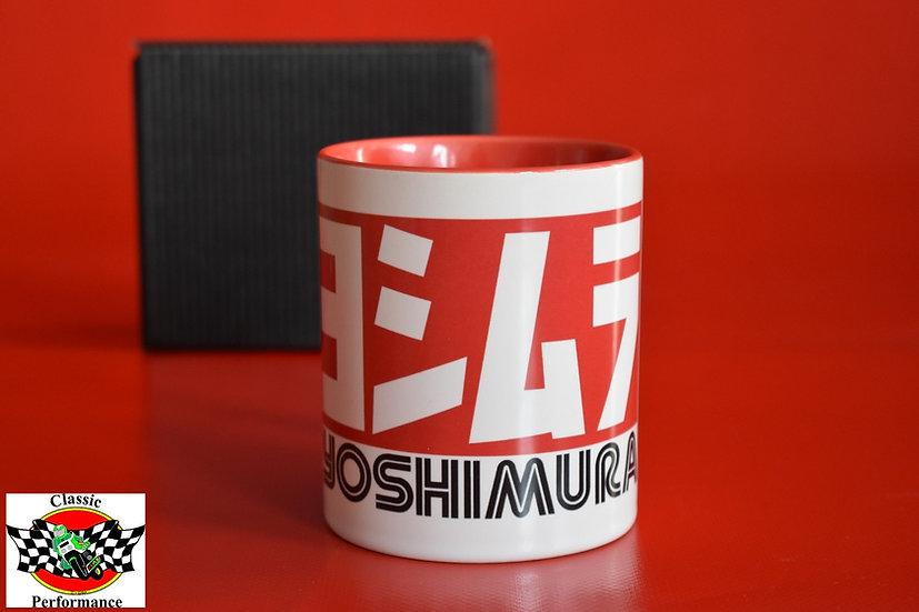 KeramikbecherTasse / Cup mit Yoshimura Logo
