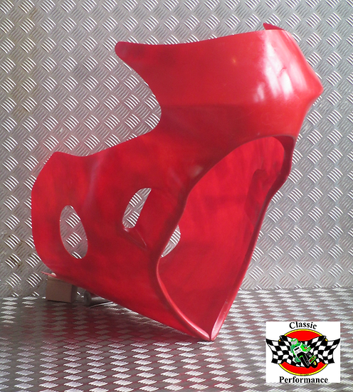 Bimota KB1 repl. Racing Verkleidung mit Scheibe / Fairing with screen
