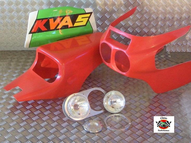Performance Kawasaki KR 1000 Set / Fiberglas Set