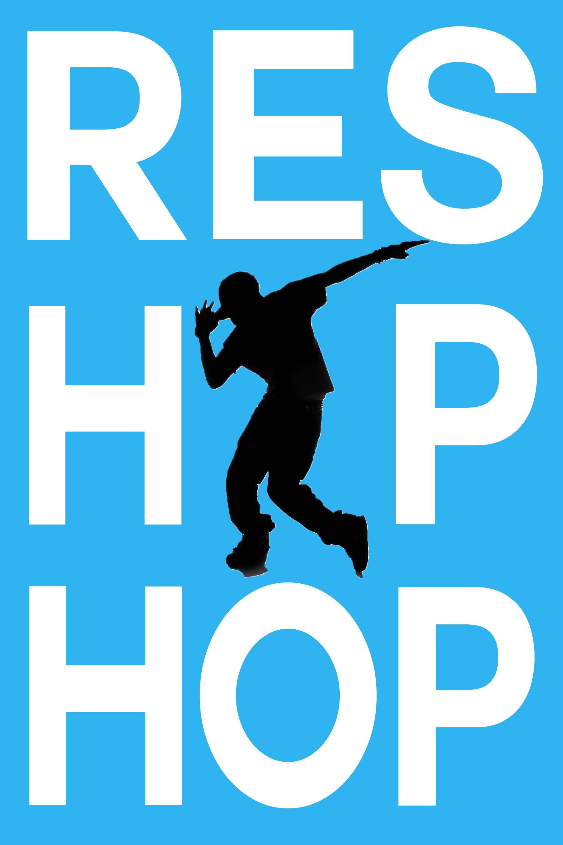 RES Hip Hop Shirt Art (Front)