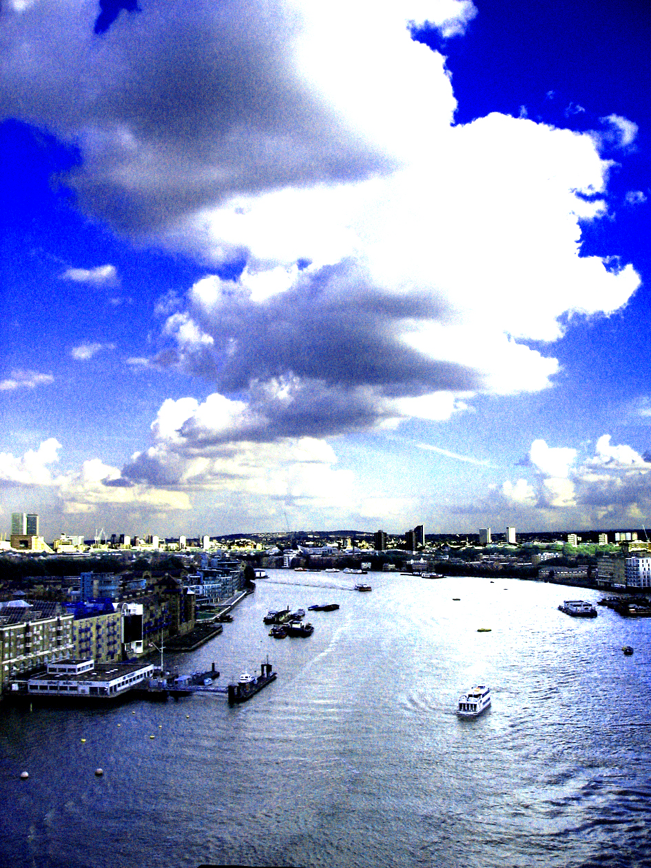 Tower Bridge View Altered
