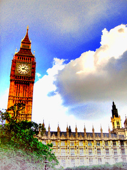 Big Ben altered
