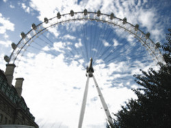 London Eye Altered