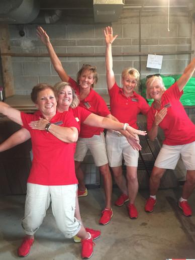 Goldilocks Solutions team fun